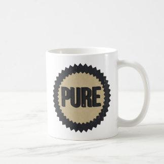 Vintage Pure sign Basic White Mug