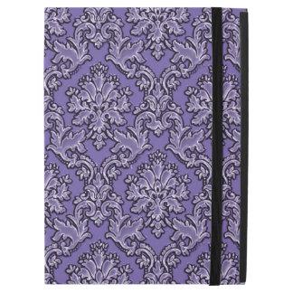 Vintage Purple Damask iPad Pro Case