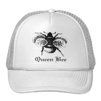 Vintage Queen Bee Baseball Hat