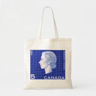 Vintage Queen Elizabeth Canada Bag