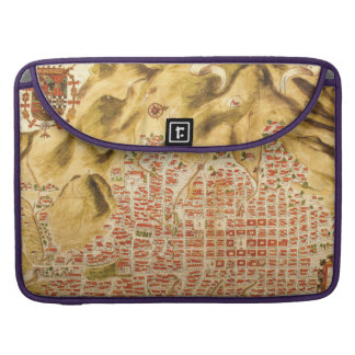 Vintage Quito Sleeves For MacBook Pro