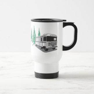 Vintage R.V. Stainless Steel Travel Mug