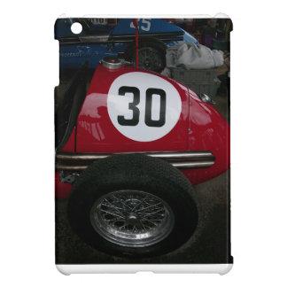 Vintage Race Car Detail iPad Mini Covers