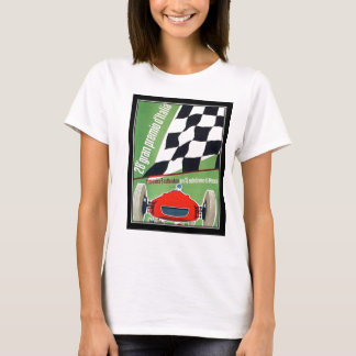 Vintage Racing Car Shirt