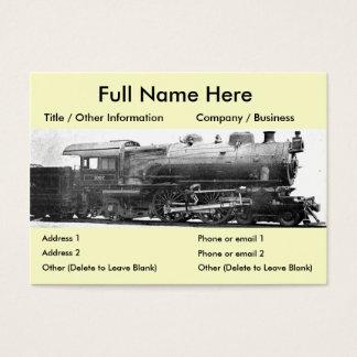 Vintage Railroad Photograph Bookmark