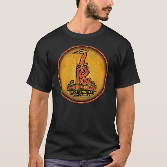 Vintage Raleigh Bicycles T-Shirt