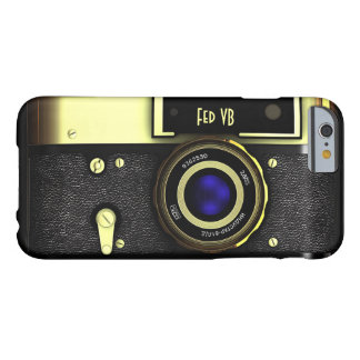 Vintage rangefinder camera barely there iPhone 6 case