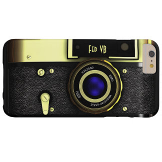 Vintage rangefinder camera barely there iPhone 6 plus case