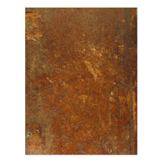 VINTAGE RAW Leather Art Post Cards