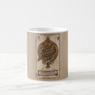 vintage razor adv coffee mug