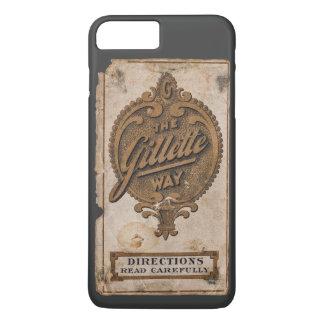 vintage razor adv iPhone 7 plus case