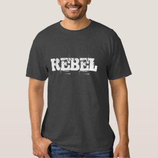 Vintage Rebel t shirt for men and boys