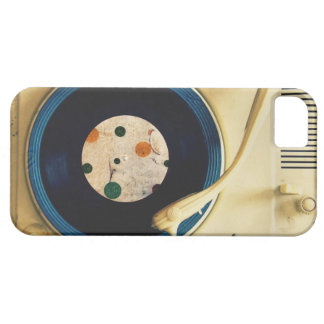 Vintage Record player Case For The iPhone 5
