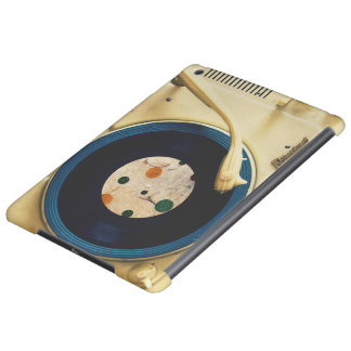 Vintage Record player iPad Air Cover