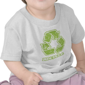 Vintage Recycle Sign Infant T-Shirt