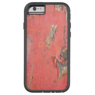 Vintage Red Barn Wood Tough Xtreme iPhone 6 Case