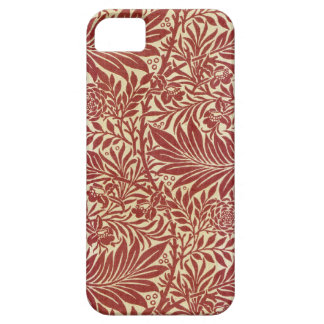 Vintage Red Pattern iPhone 5 Cover