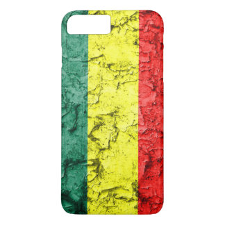 Vintage reggae flag iPhone 8 plus/7 plus case