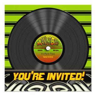 Jamaican Invitations Amp Announcements Zazzle Uk