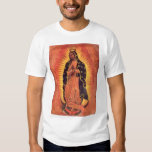 Vintage Religion, Lady of Guadalupe, Virgin Mary T Shirts