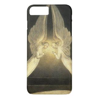 Vintage Religion, Praying Angels Portrait iPhone 8 Plus/7 Plus Case