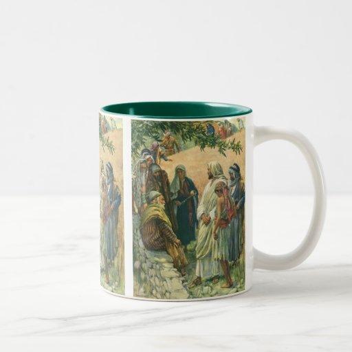 Vintage Religion, Working on the Sabbath, Copping Mug