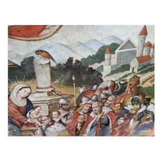 Vintage Religious Art Postcard