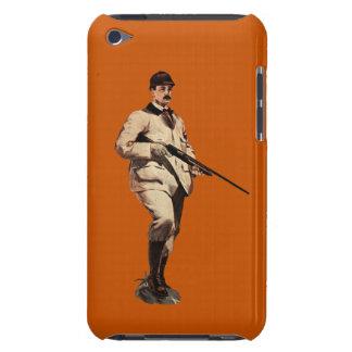 Vintage Remington Shotgun Hunter iPod Touch Case