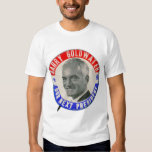 Vintage Retro 1964 Goldwater For President Button Tshirt