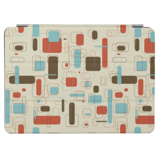 Vintage Retro Art Deco Pattern iPad Air Cover