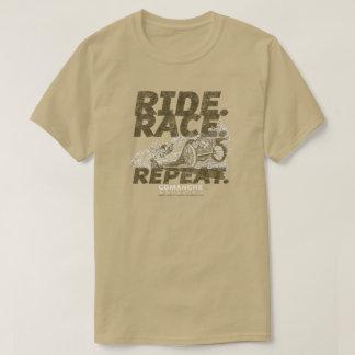 Vintage Retro Classic Distressed Car T-Shirt