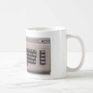 Vintage Retro Computer Keyboard ? Coffee Mug