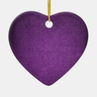 Vintage retro damask purple patterns christmas tree ornaments