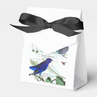 Vintage, Retro Design France - birds Favour Box