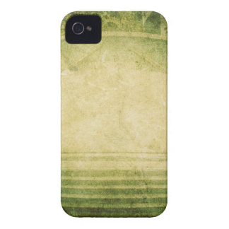 Vintage retro dreamy green distressed amazing car iPhone 4 Case-Mate cases