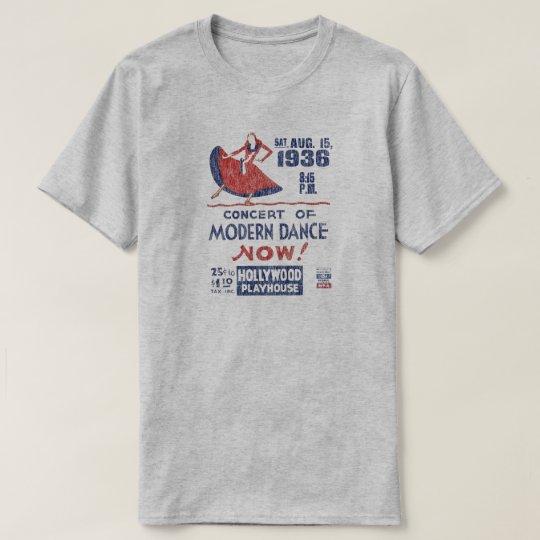 Vintage Retro Federal Theatre Project T-Shirt