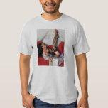 Vintage Retro Gil Elvgren Telephone Pinup girl T-shirt