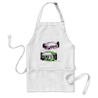 Vintage Retro Kitsch 60s Experiment Farm Cottage Apron