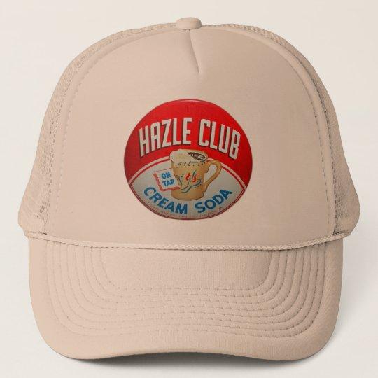 Vintage Retro Kitsch Hazle Club Club Soda Sign