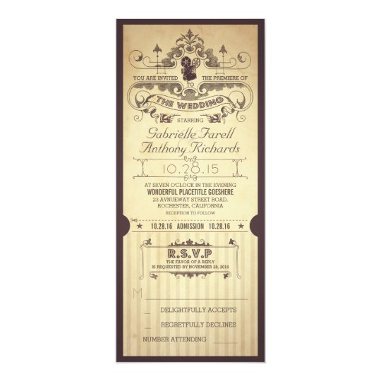 Vintage St S For Wedding Invitations 009 - Vintage St S For Wedding Invitations