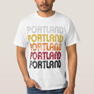 Vintage Retro Portland T-shirt