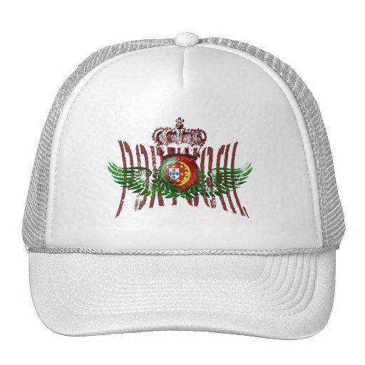 Vintage Retro Selecção das Quinas Presentes Hats