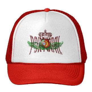 Vintage Retro Selecção das Quinas Presentes Hat