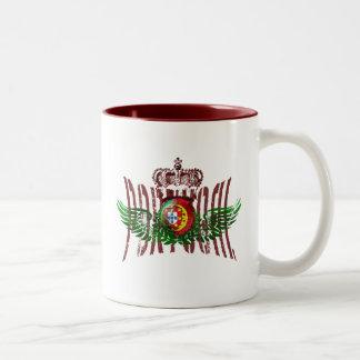 Vintage Retro Selecção das Quinas Presentes Coffee Mug
