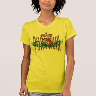 Vintage Retro Selecção das Quinas Presentes Shirts