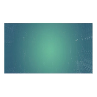 Vintage Retro Style Teal Blue Green Turquoise Business Card