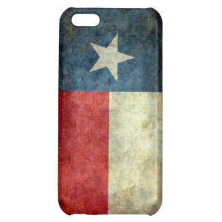 Vintage retro Texas state flag phone case iPhone 5C Cover