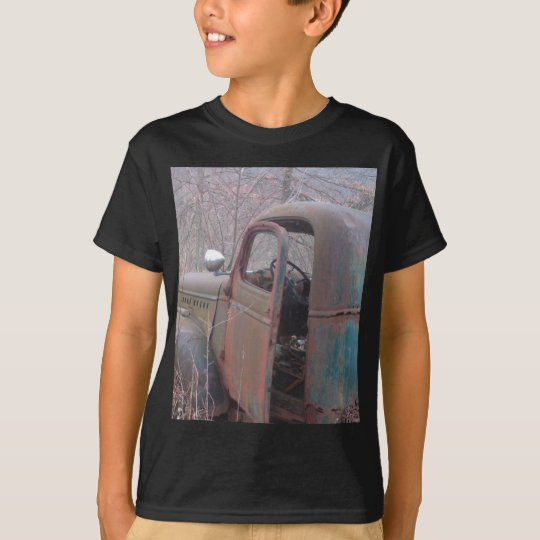 Vintage Retro Truck T-Shirt