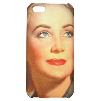 Vintage Retro Women Military U S Nurse Corp Cover For iPhone 5C