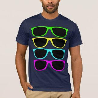 Vintage Rgb Fluo Sunglasses T-Shirt